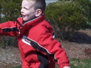 Liam (Age: 4)
