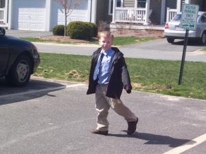 Collin (Age: 5)