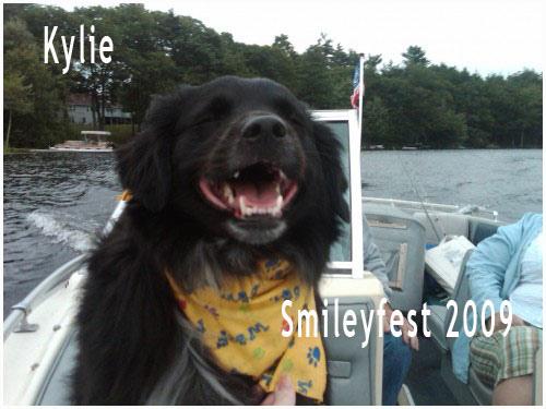 Kylie Smilefest 2009